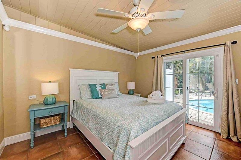 Anna Maria Island Sunfish Bedroom 3