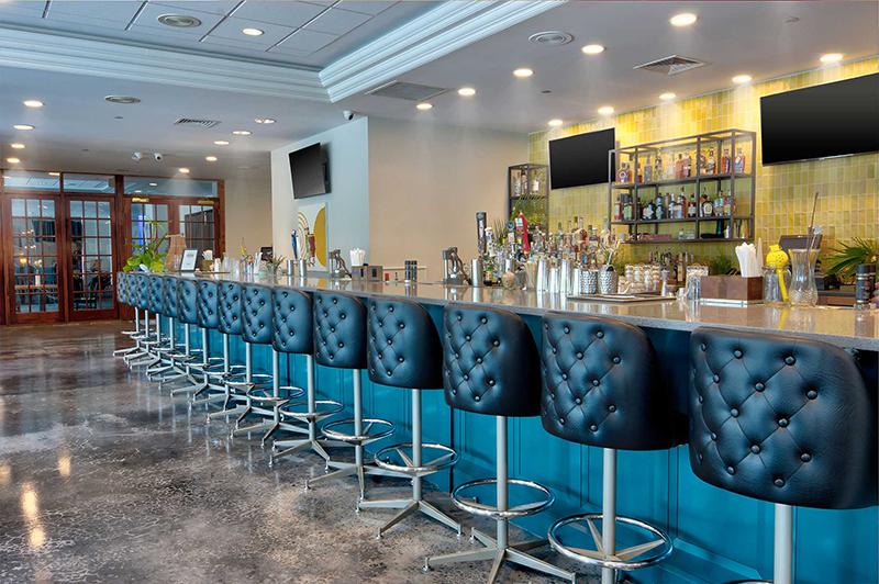 Barrymore Hotel Tampa Bar