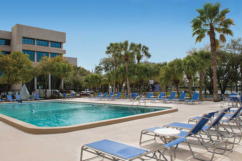 Barrymore Hotel Tampa Pool