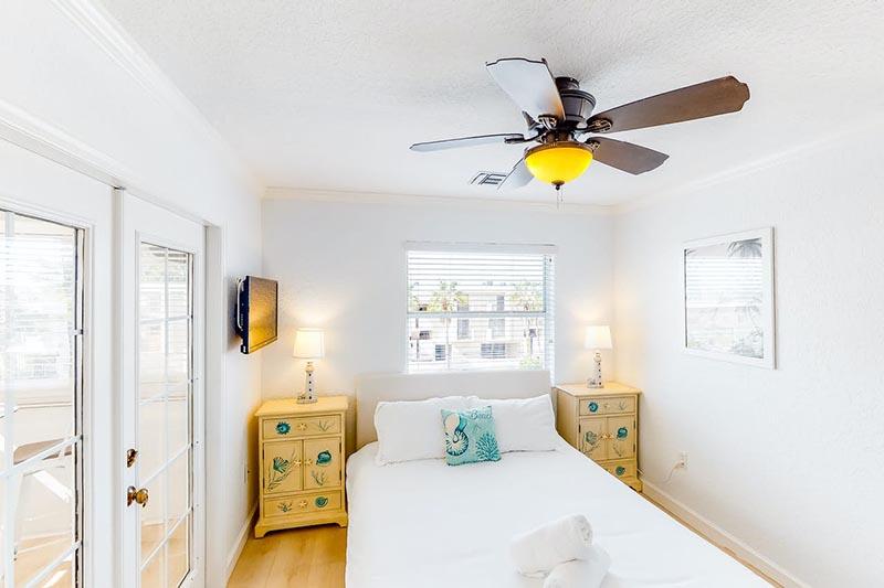 Bradenton Beach Sunset Villa Bedroom 3