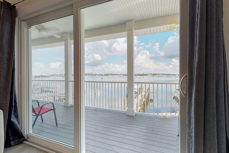 Bradenton Villa Bridgeview Balcony