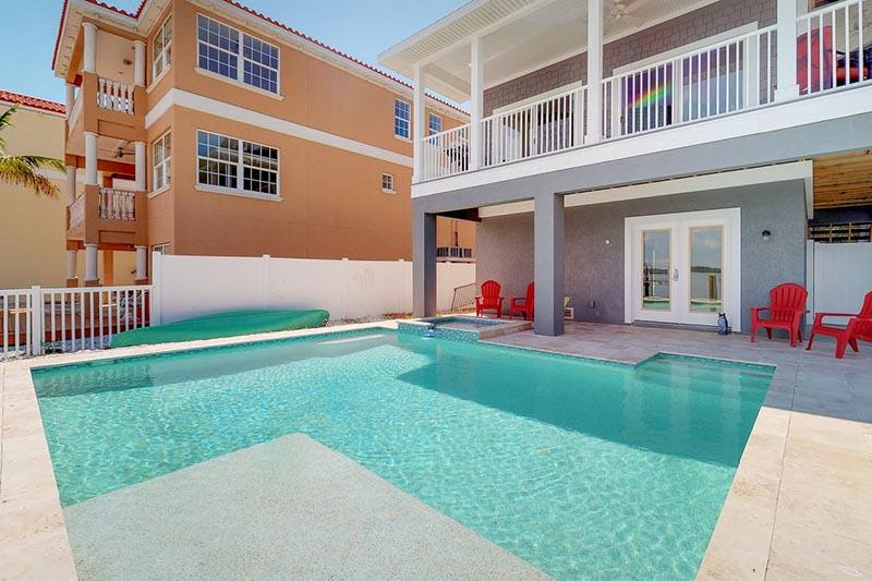 Bradenton Villa Bridgeview Pool 2