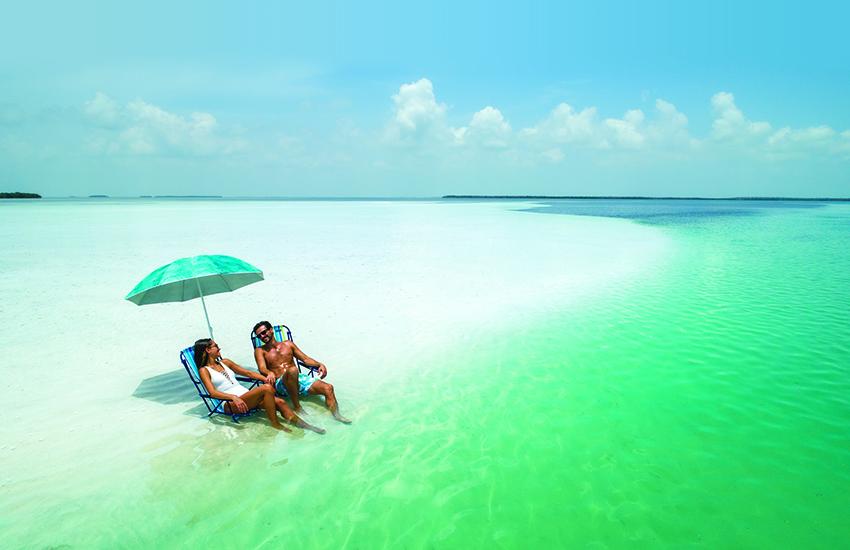 Florida Keys MCTG-4096 KEYS SANDBAR HR - NO LOGO