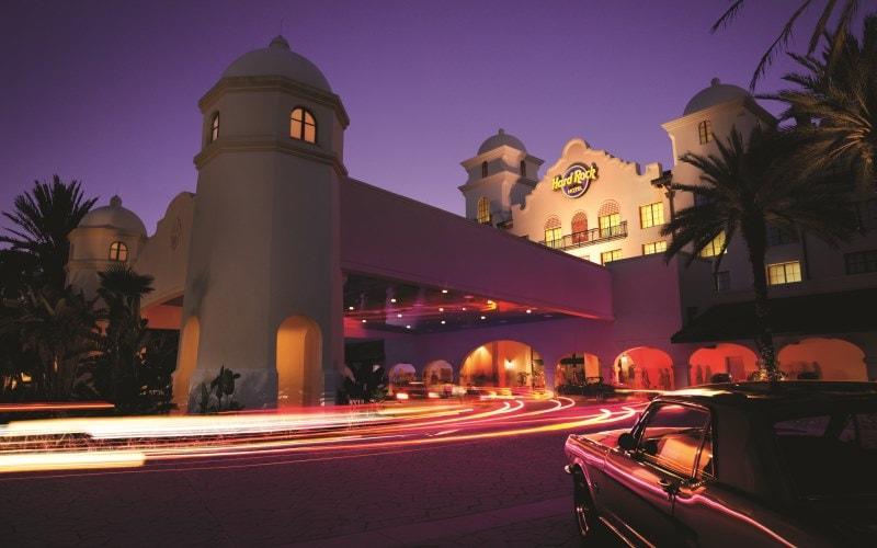 Advertising Resort Shoot at Hard Rock Hotel, HRH