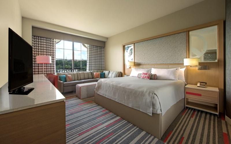Resorts Advertising Hard Rock Hotel HRH at Universal Orlando Resort UOR Newly Renovated rooms Interiors