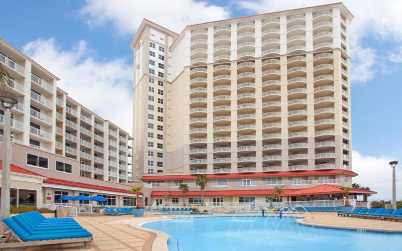 HiltonPensacolaBeachExterior