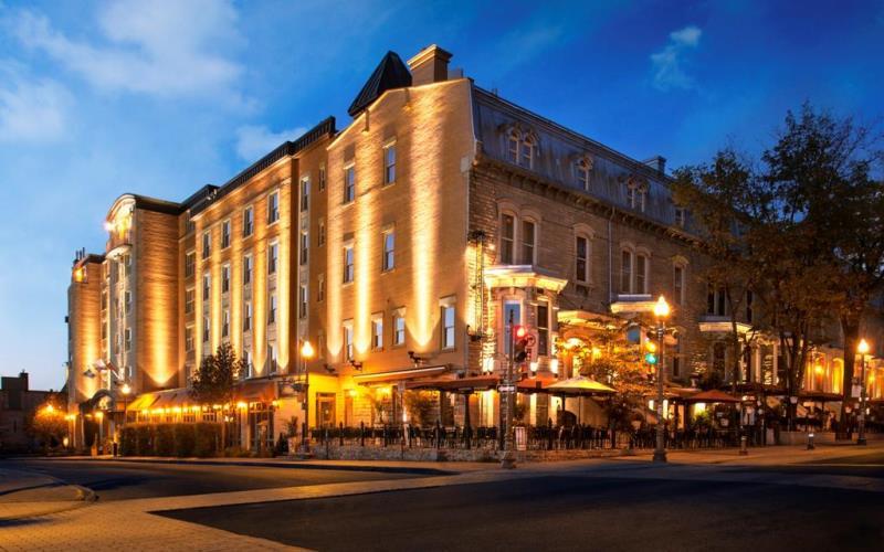 HotelChateuLaurierQuebcExterior