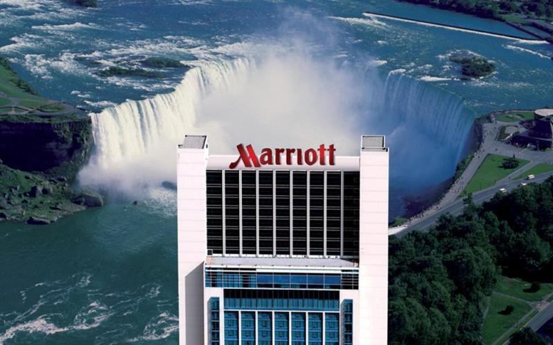 NiagaraFallsMarriottOnTheFallsExterior