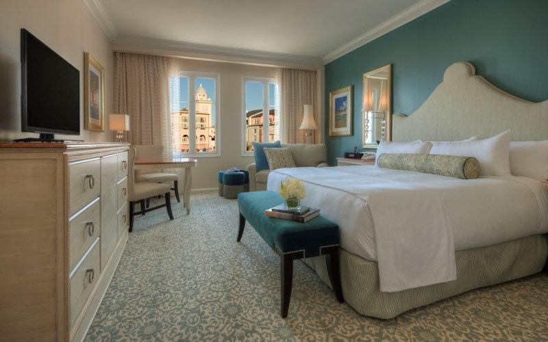 Portofino Bay Hotel PBH New Room Renovations Resorts Universal Orlando Resort UOR Advertising