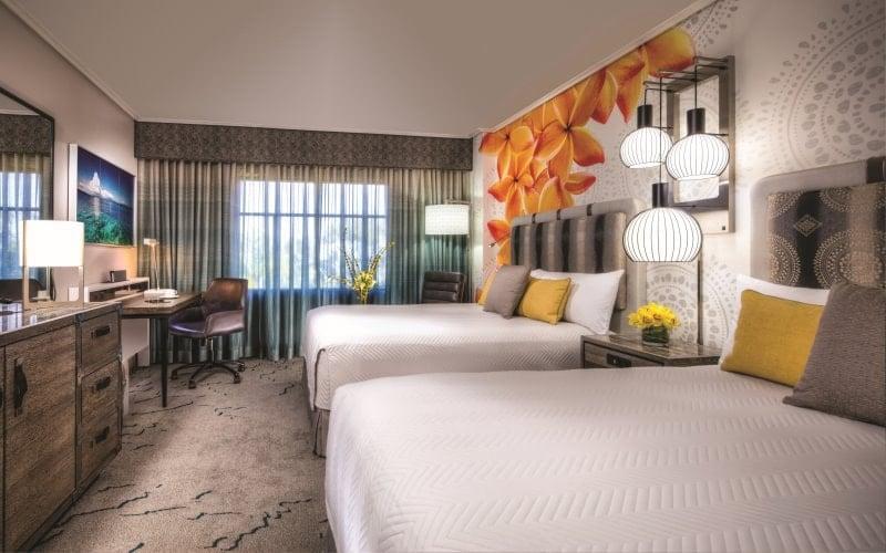 RPR Rooms Royal Pacific Resort Double Queen Room # 2504