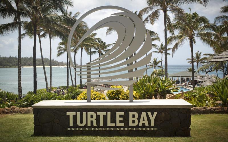 TurtleBayResortSign