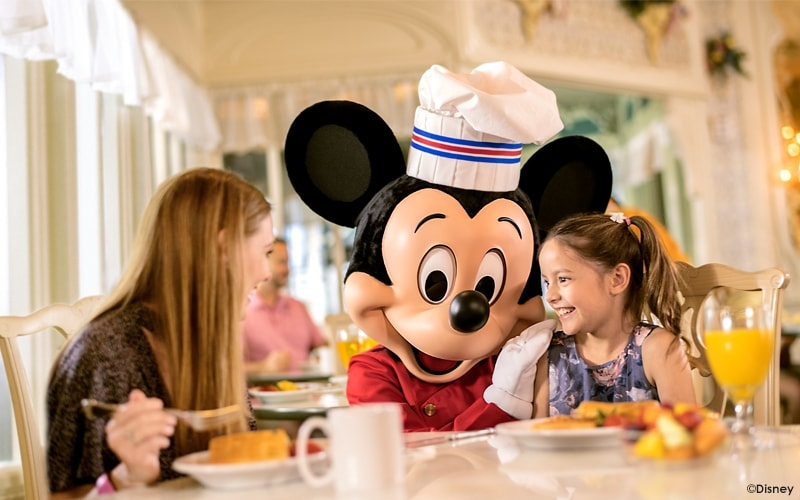 What is the best Disney Dining Plan for you and how can you and maximise your credits?