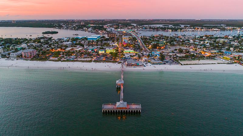 Fort Myers Beach Hero