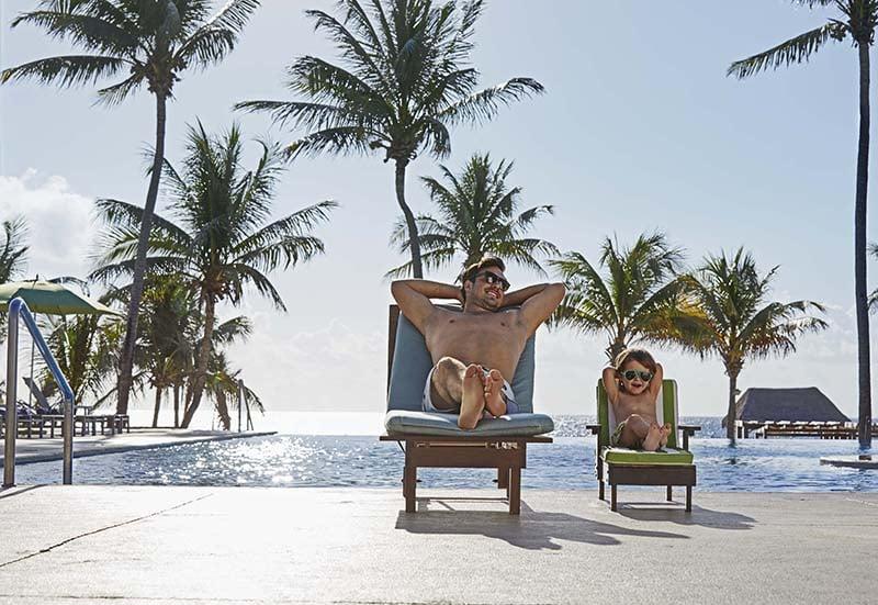 Essence at the Fives Beach Playa del Carmen 1 Infiniti Pool 2 Chair 1863r2