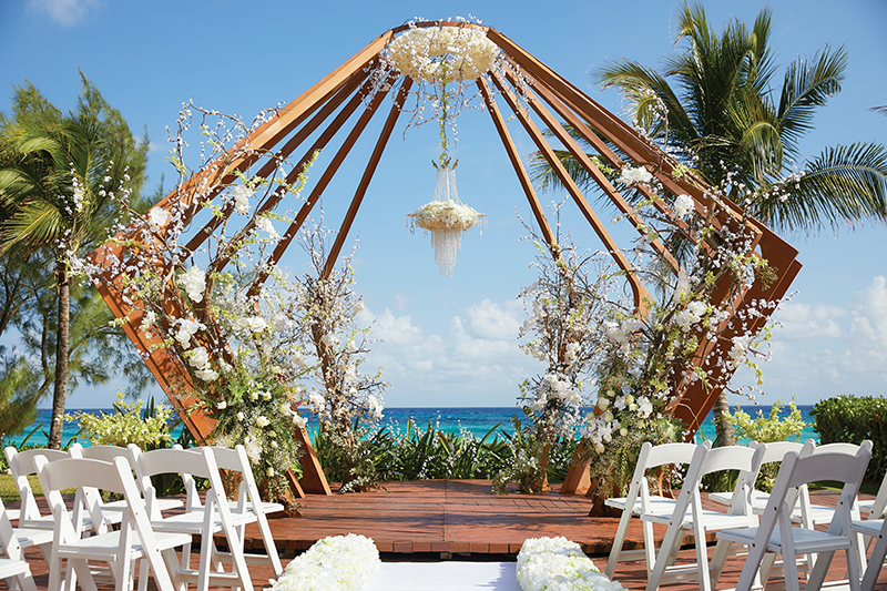 Essence at the Fives Beach Playa del Carmen ABRTF Wedding