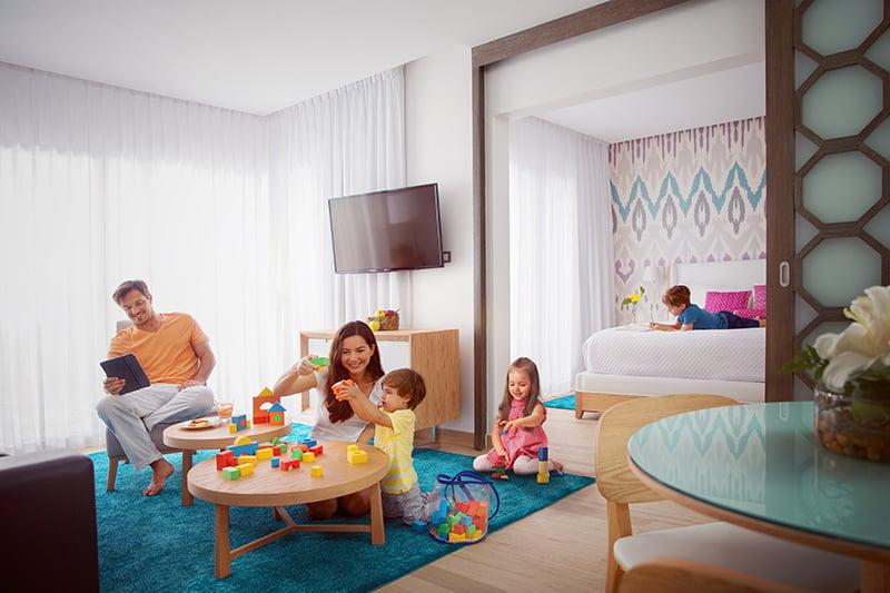 Essence at the Fives Beach Playa del Carmen TFB 1 BEDROOM ESSENCE SUITE Interior