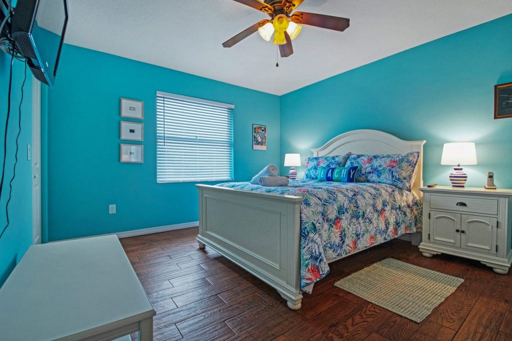 Anna Maria Island The Coveside Cottage Holmes Beach Bedroom