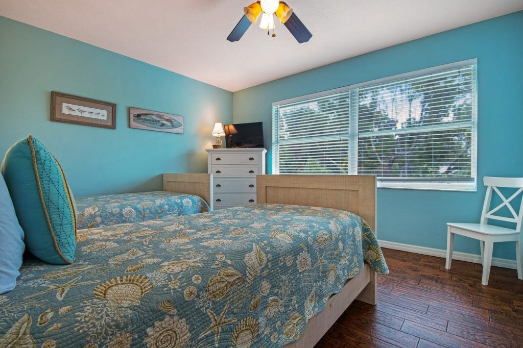 Anna Maria Island The Coveside Cottage Holmes Beach Bedroom 3