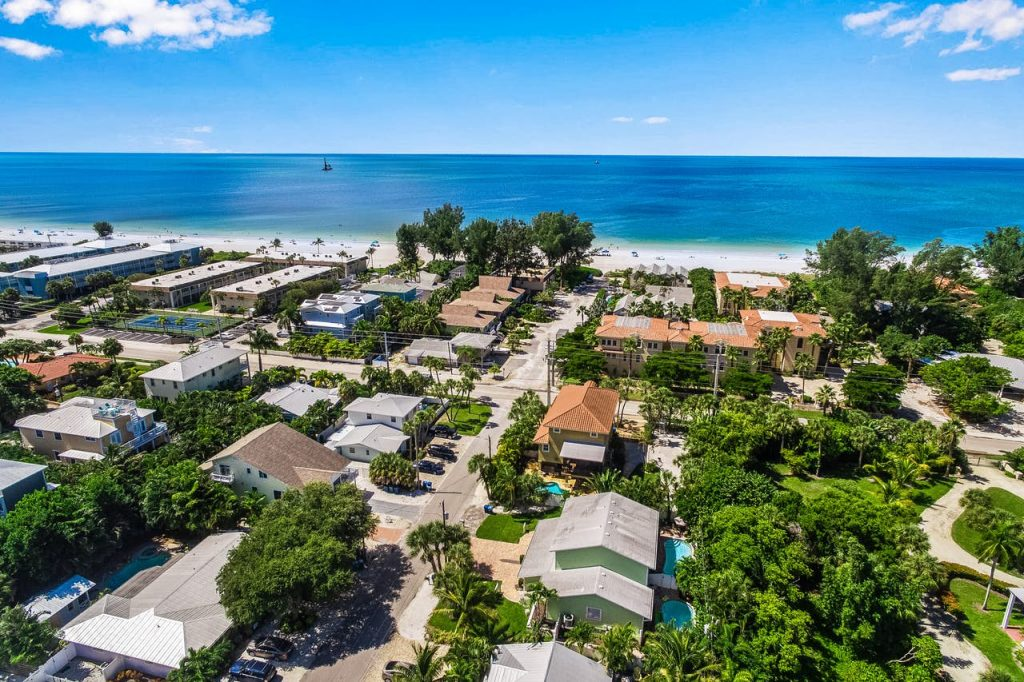 Anna Maria Island The Coveside Cottage Holmes Beach Overview
