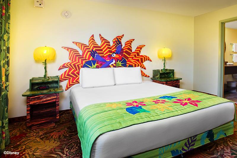 Disneys Art of Animation Resort Lion King Suite