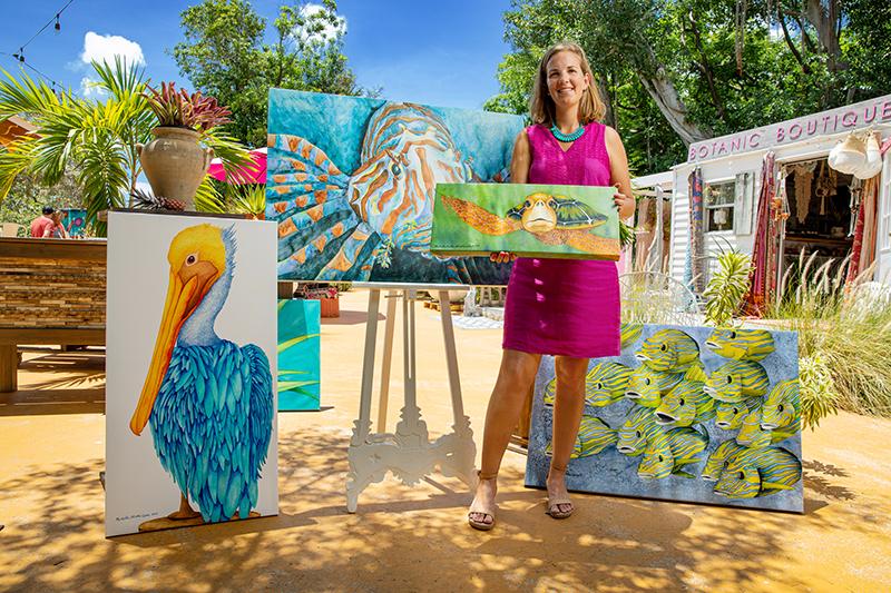 Florida Keys MC-I Painter 2 A