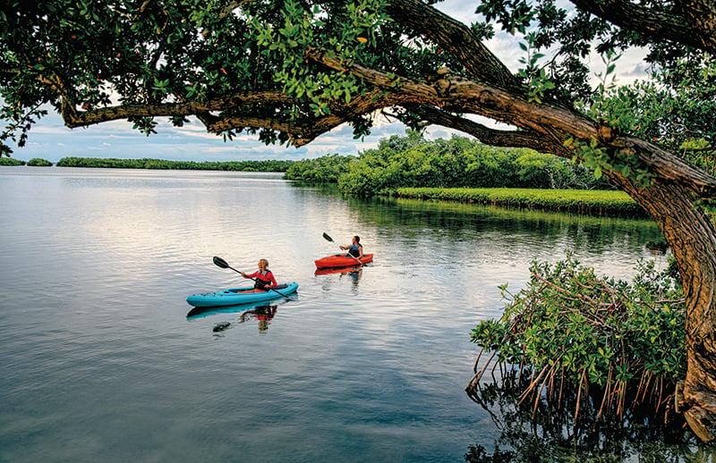 Florida Keys MCTG-4096 KEYS KAYAK HR - NO LOGO