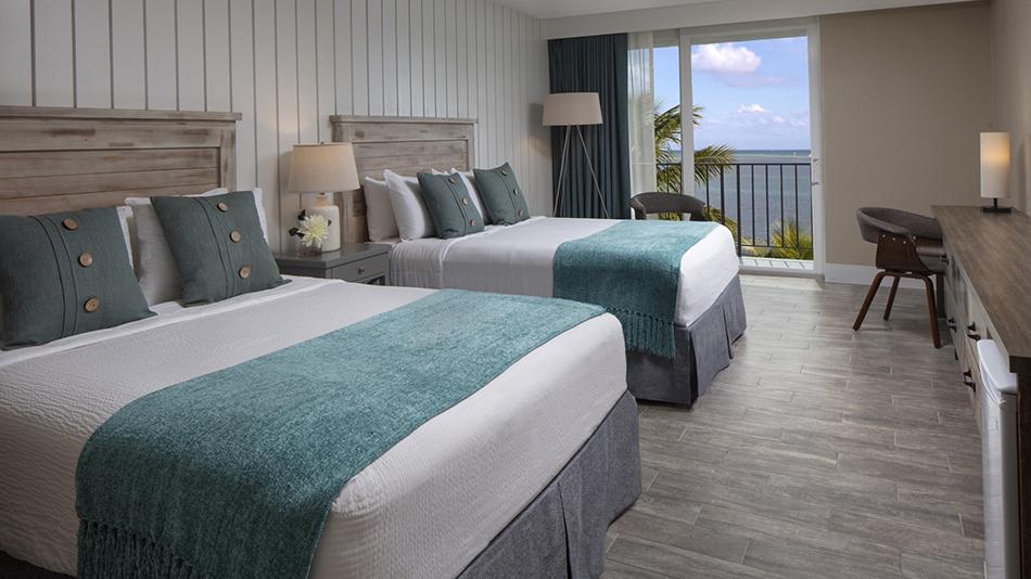 Postcard Inn on the Beach 2 Bedroom Queen Room Resort View