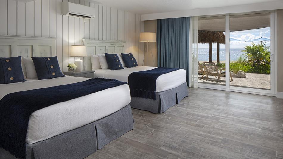 Postcard Inn on the Beach 2 Queen Beds Ocean Front View