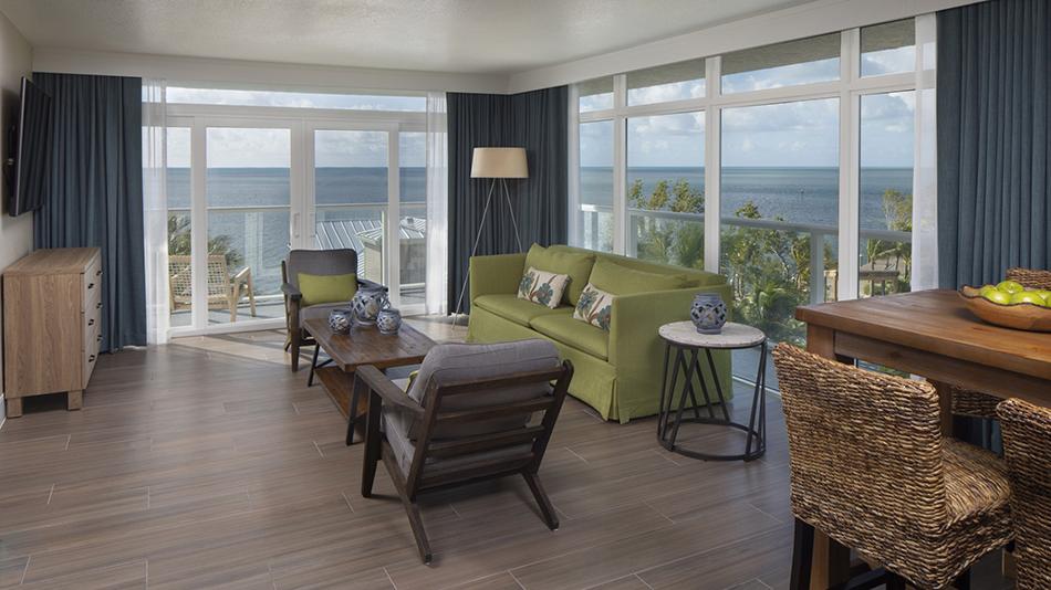 Postcard Inn on the Beach Ocean Front Room View