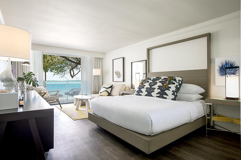 Bakers Cay Resort Kery Largo Waterfront-King-Room
