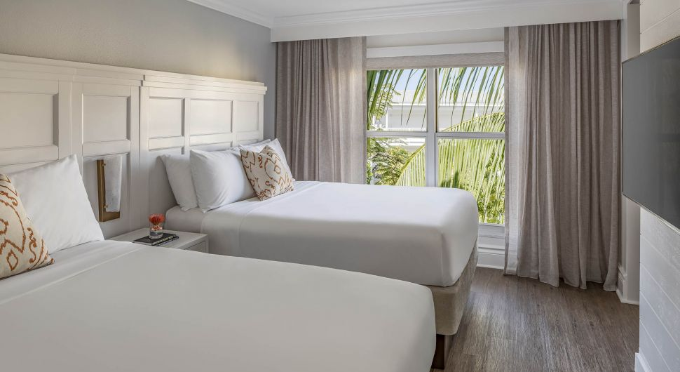 Barbary Beach House Key West Tift Suite Two Queens Resort View