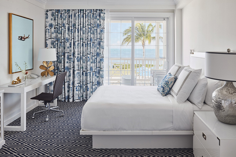 Isla Bella Beach Resort Ocean Front Balcony King