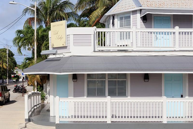 Kimpton Fitch Lodge Key West Exterior
