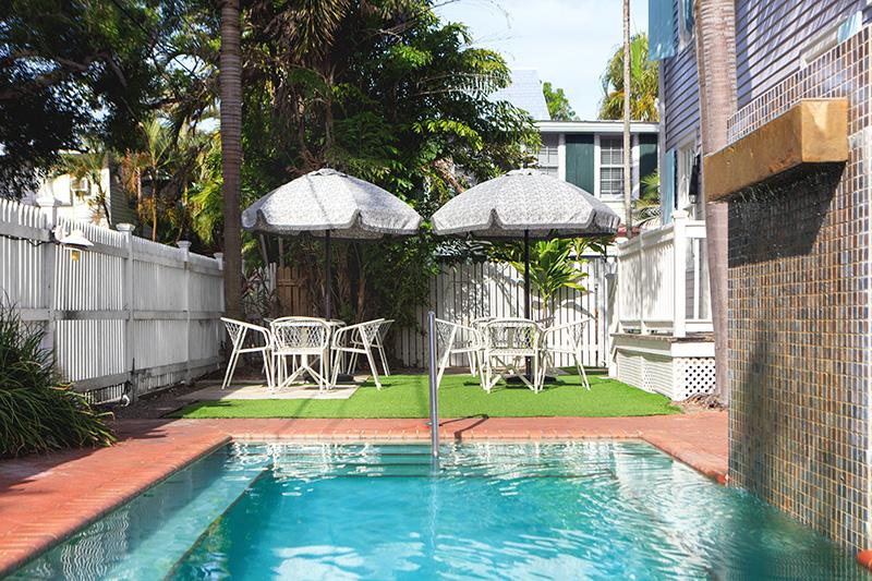 Kimpton Fitch Lodge Key West Pool