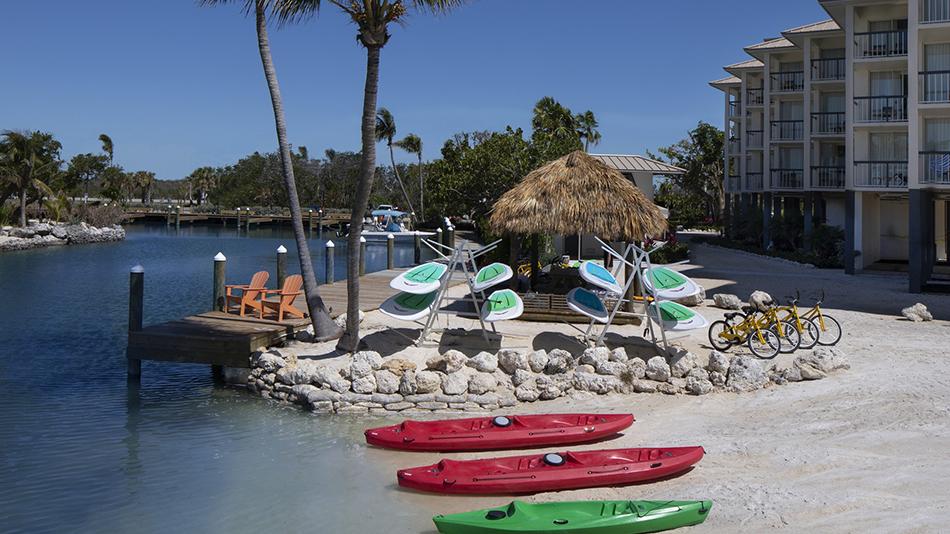 Pelican Cove Islamorada Kayaks