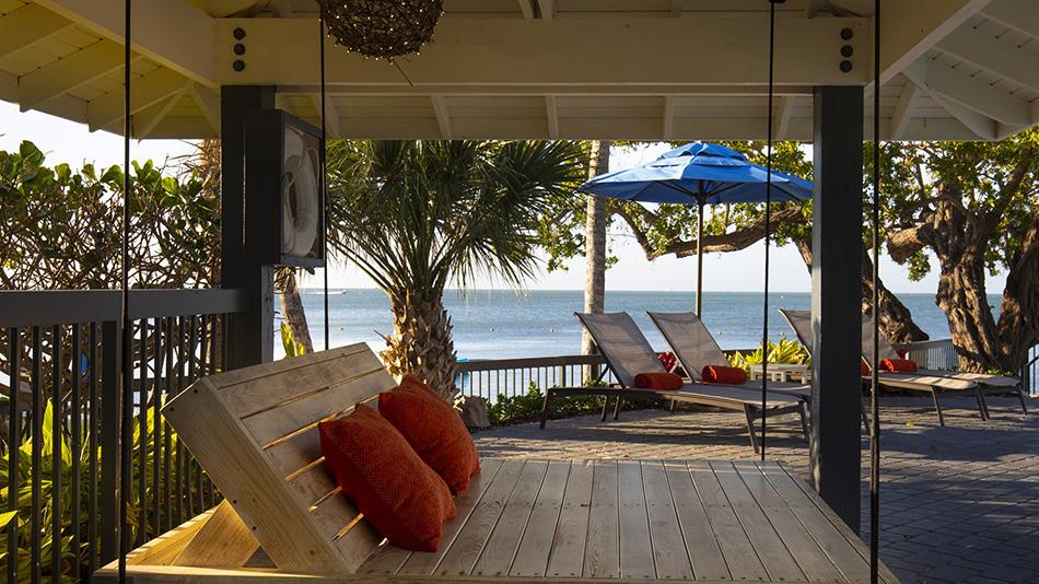 Pelican Cove Islamorada Pool Loungers