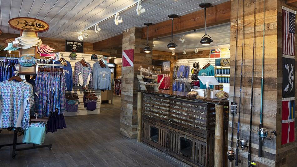 Pelican Cove Islamorada Surf Shop
