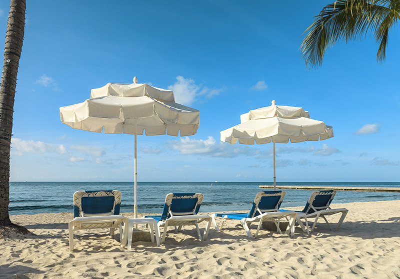 Southernmost Resort Key West Beach Chairs