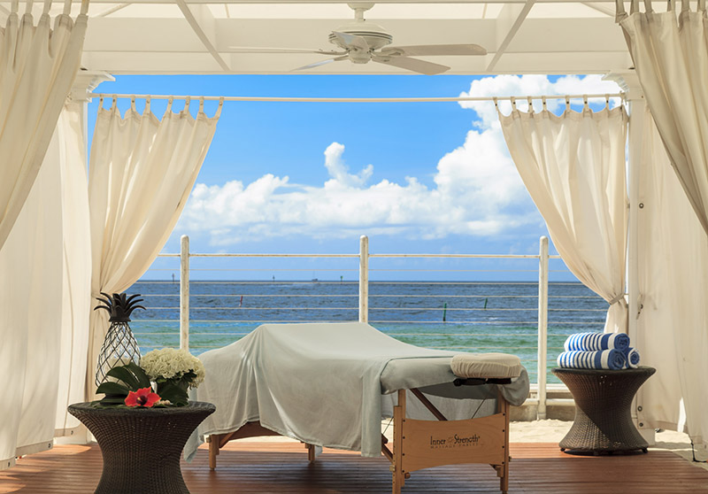Southernmost Resort Key West Beach Spa