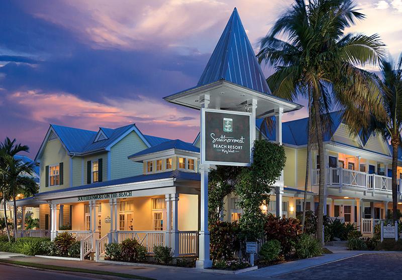 Southernmost Resort Key West Exterior-Dusk