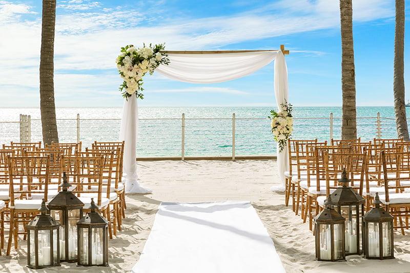 Southernmost Resort Key West Weddings