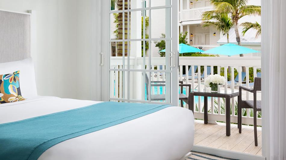 The Marker Key West Harbor Resort Bedroom 3
