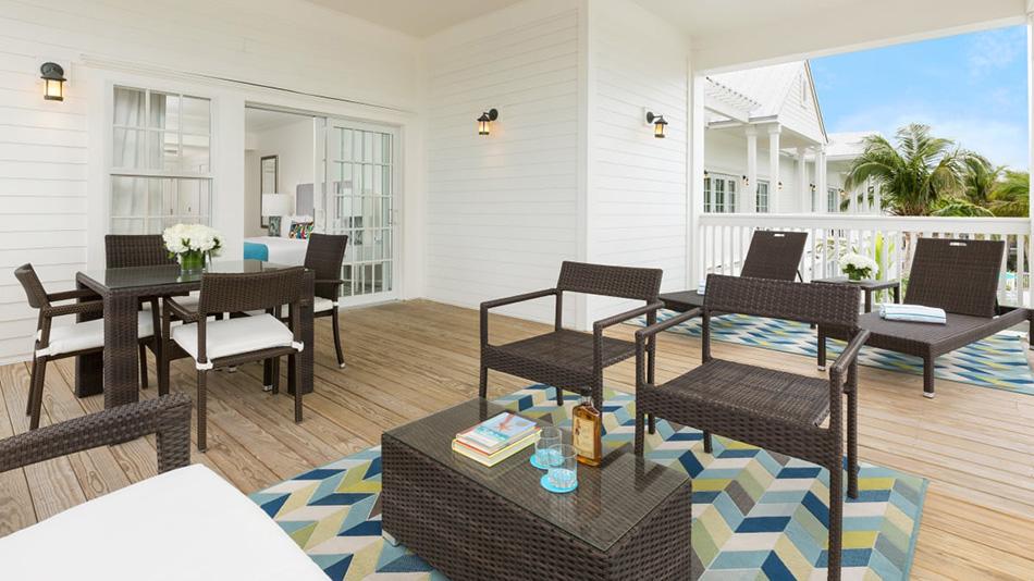 The Marker Key West Harbor Resort Bedroom 5