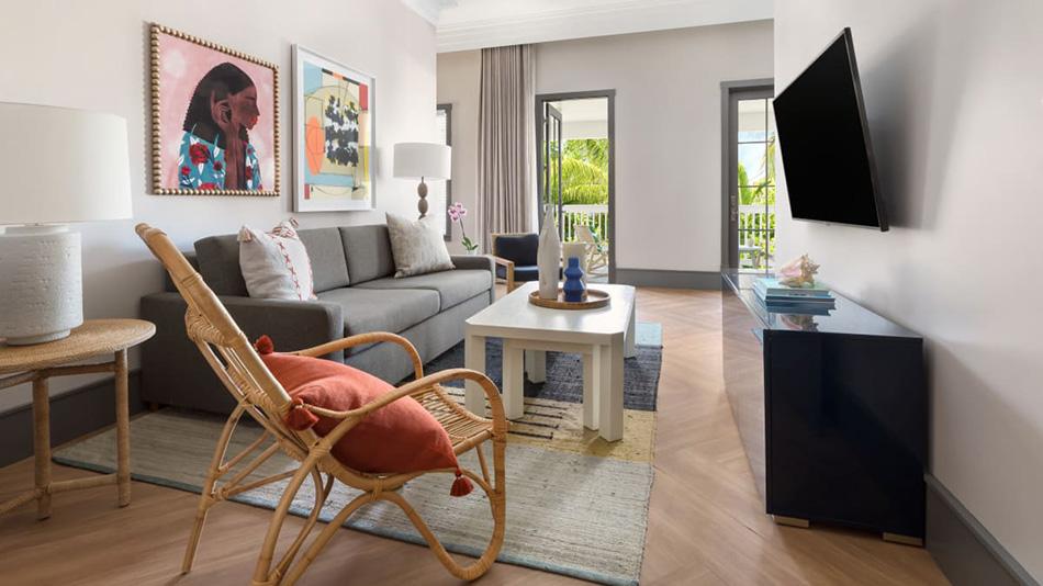 The Marker Key West Harbor Resort Bedroom 6