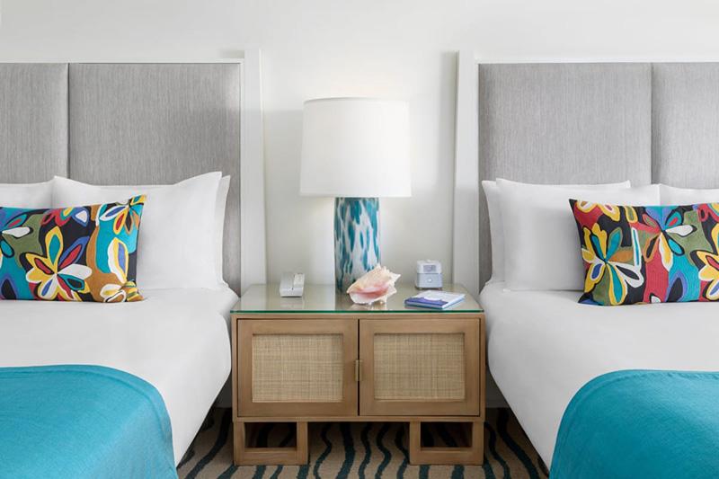 The Marker Key West Harbor Resort Bedroom