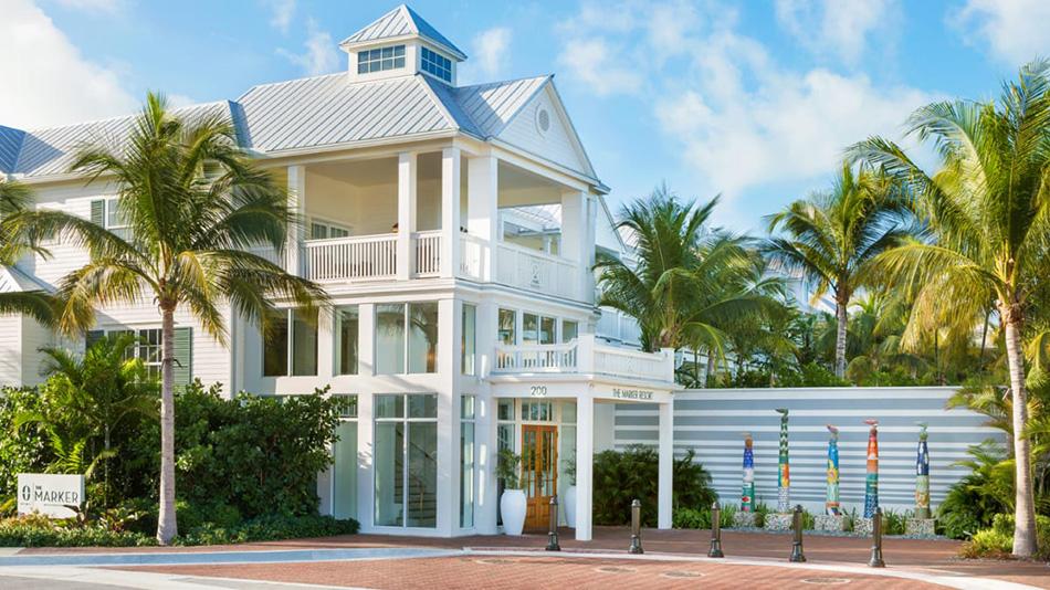 The Marker Key West Harbor Resort Exterior