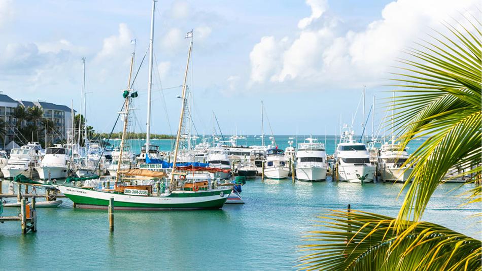 The Marker Key West Harbor Resort Harbor