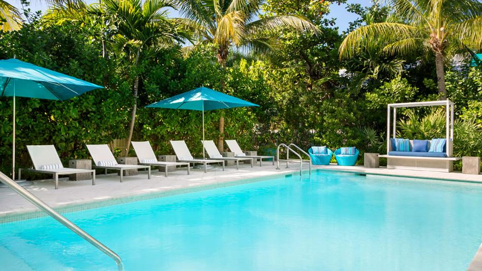 The Marker Key West Harbor Resort Pool 2