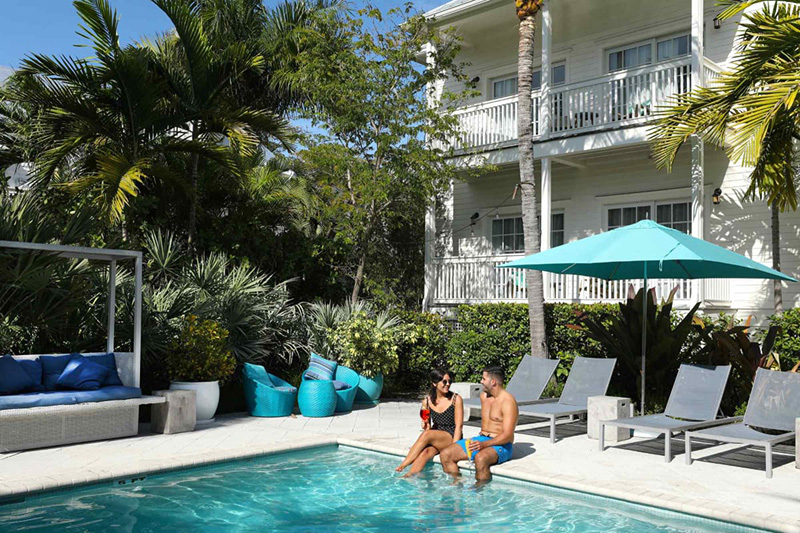 The Marker Key West Harbor Resort Pool