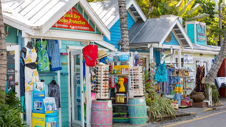 The Marker Key West Harbor Resort Shops